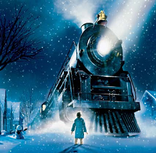 Polar Express Clip Art Black And White Clipart to use for your