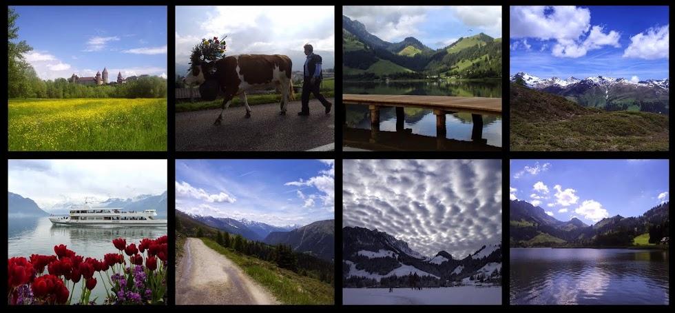 Fotoblog o Švýcarsku