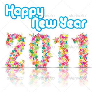 رسائل السنة 2011 رسائل السنة الميلادية messages year