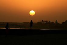 Cabo Verde Sunset by Leszek wasilewski