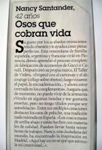 RESEÑA EN LA REVISTA MÍA.SPAIN