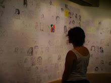 Exposição da Maratona de Desenho