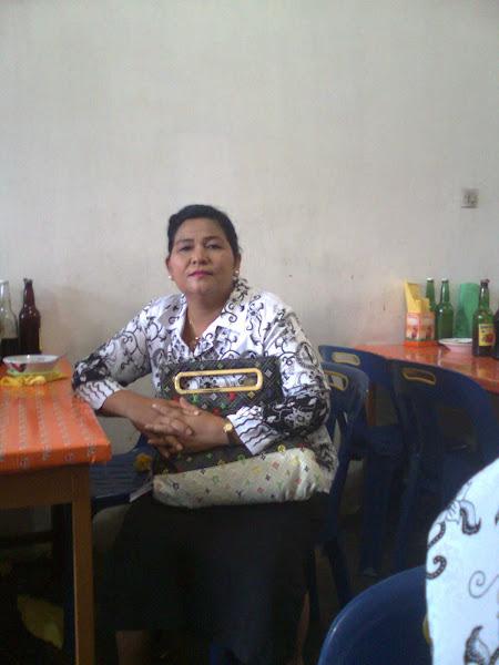 Makan Bersama Guru SMP Negeri 1 Sibolga