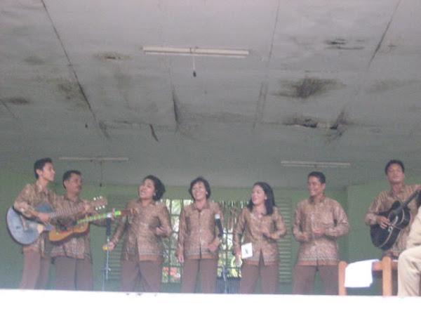 Paduan Suara Guru SMP Negeri 1 Sibolga