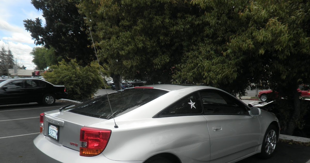 Toyota Dealerships In Ri ... Bay: Car of the Day - 2000 Toyota Celica with Auto bodywork and Paint