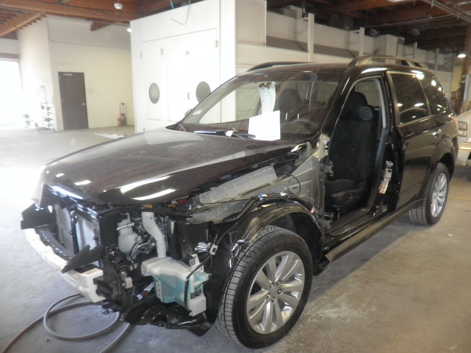 Auto BodyCollision RepairCar Paint In FremontHaywardUnion City - Subaru auto body repair