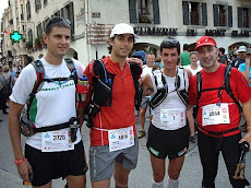 finisher UTMB 2009
