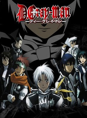 ¿cual es su anime favorito? D.Gray-Man