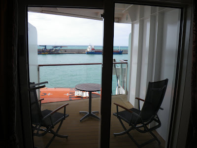 Equinox balcony Cabins- obstructed view - Celebrity ...