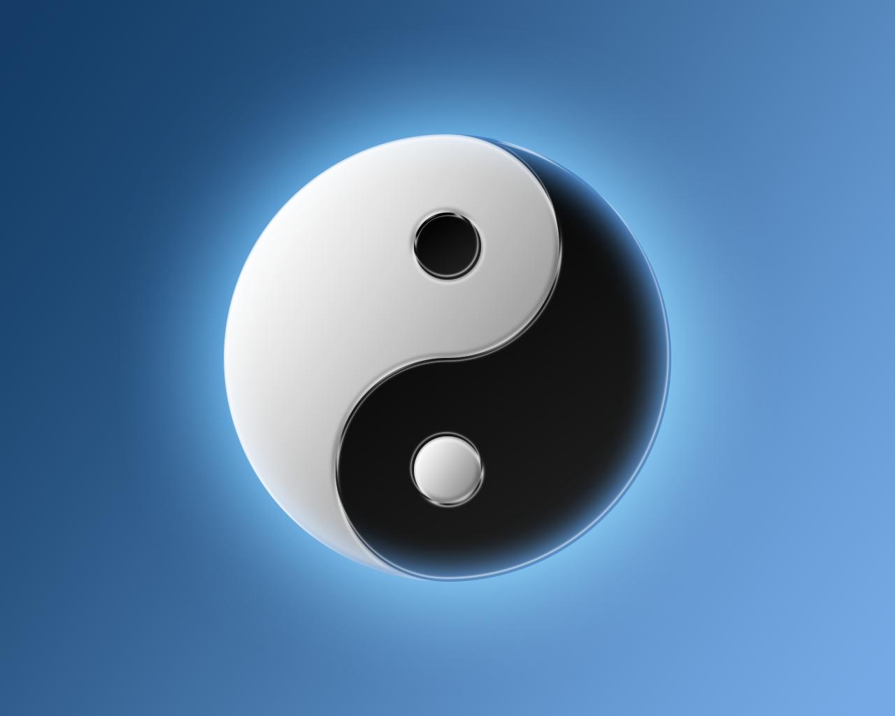 Conquista te stesso saggezza bene e male yang e yin for Yin yang raumgestaltung
