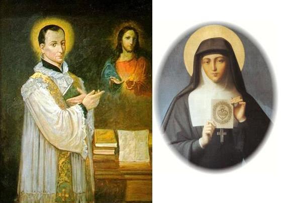 San Claudio de la Colombiere Escritos San Claudio de la Colombiére