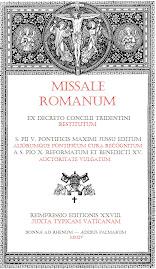 MISAL ROMANO TRADICIONAL