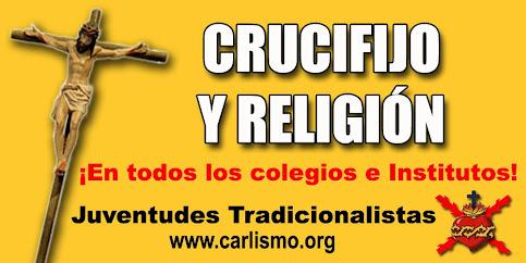 NO QUEREMOS QUE SE ACABE LA RELIGIÓN