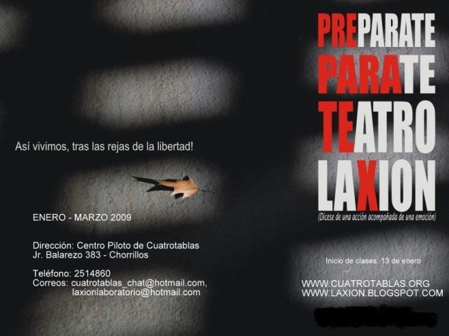 TALLER DE VERANO LAXION 2009.