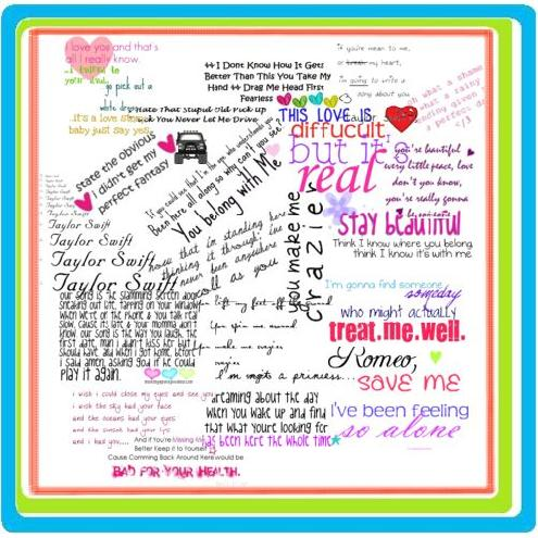 taylor swift quotes from her songs. Taylor Swift Quotes From Her