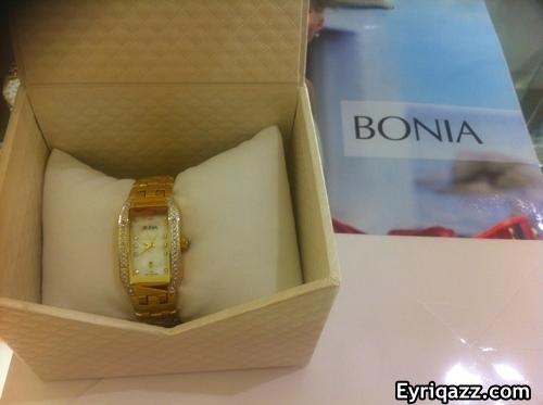 jam tangan wanita bonia on Jam Tangan Bonia Hadiah Anniversary Buat Isteri | Eyriqazz.com