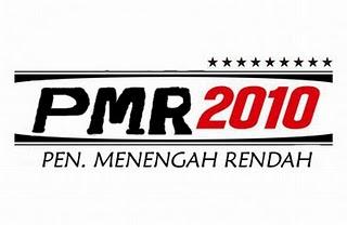 Soalan Sebenar PMR 2010