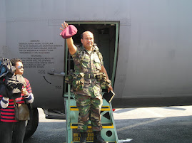 Good Bye Timor Leste 30th August 2006 Malaysian Contingent Commander Col. Ismet Nayan Bin Ismail