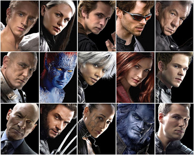 X Men Girl Characters GET ADDICTED: FILM: An...