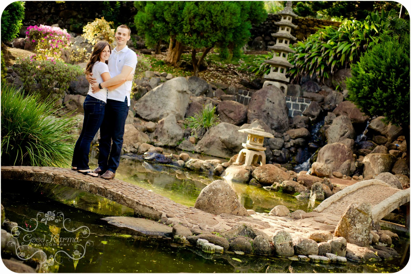 Maui Engagement Portraits - Nathan & Stephanie Preview -