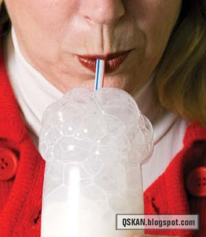 Straw 12 Bad Habits That Make You Look Old