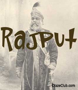 History Of Rajputs Cast