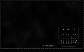 April wallpaper