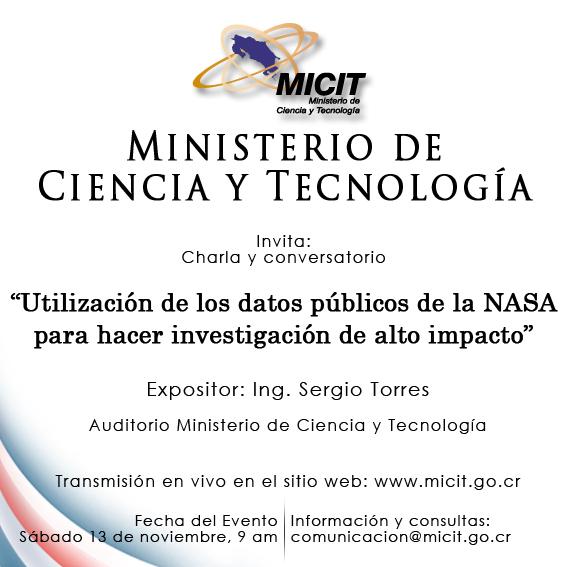 Ministerio de ciencia y tecnolog a noviembre 2010 for Ministerio de ciencia