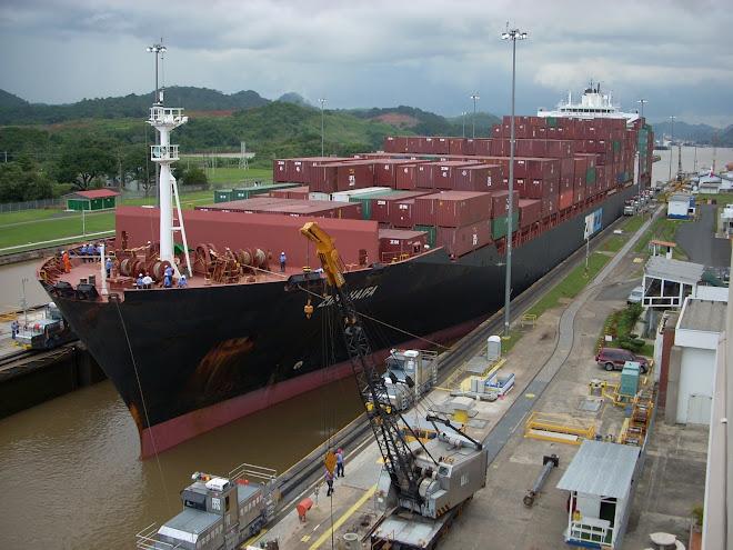Canal do Panamá!!!