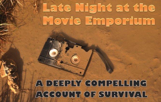 Late Night at the Movie Emporium