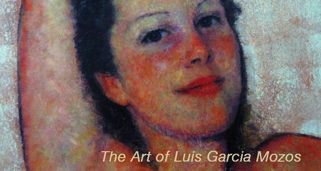 The Art of Luis Garcia Mozos