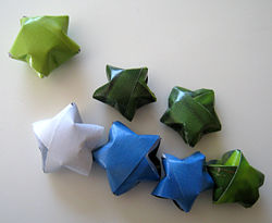 Craft for you 3d paper stars for How to make 3d paper stars easy