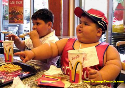 depends support kid reall fat kid