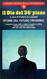 Il dio del 36° piano, 1975 copertina