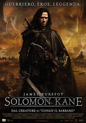 Solomon Kane locandina italiana