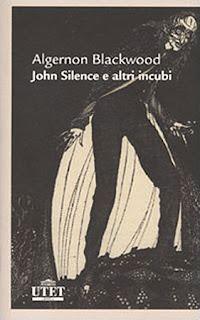 John Silence e altri incubi, 2010, copertina