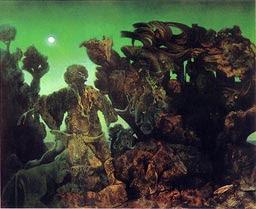 'Epiphany', Max Ernst, 1940