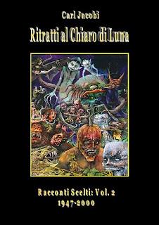 Ritratti al Chiaro di Luna, 2010, copertina
