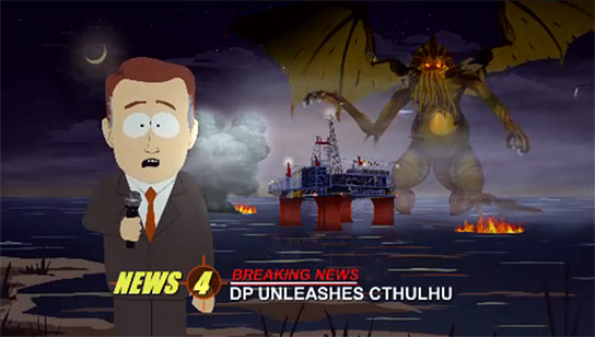 "Cthulhu su South Park, ""Coon 2: Hindsight"", immagine"