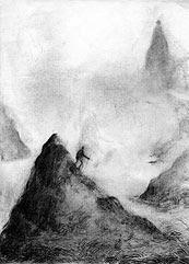 Alberto Vázquez, La extraña casa en la niebla