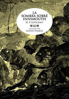 La sombra sobre Innsmouth, 2010, copertina