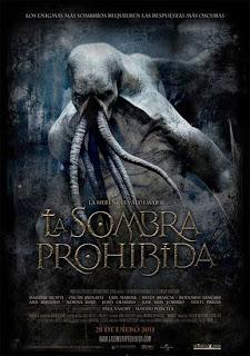 La Sombra Prohibida, 2011, locandina