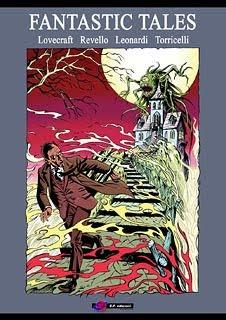 Fantastic Tales, 2010, copertina