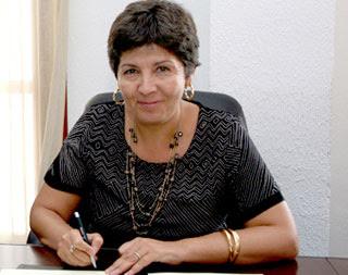 ALCALDESA ROSA MARÍA CANO MONTOYA