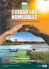 El término humedal se instauró en 1971, en ciudad iraní Ramsar, cuando se firmó la Convención
