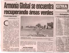 F:A,G Recupera Areas Verdes