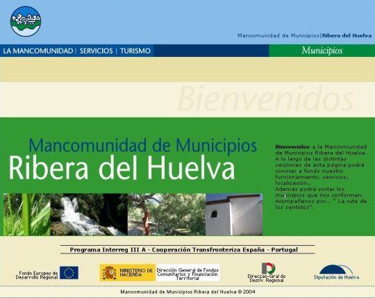 Mancomunidad Ribera del Huelva