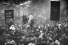 Asamblea en la fábrica Putilov
