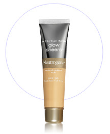 Neutrogena healthy skin glow sheer foundation review