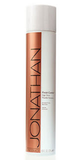 Jonathan Product Finish Control Hair Spray Review